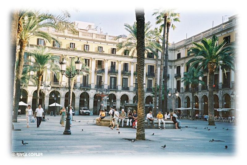 ככר ריאל בברצלונה