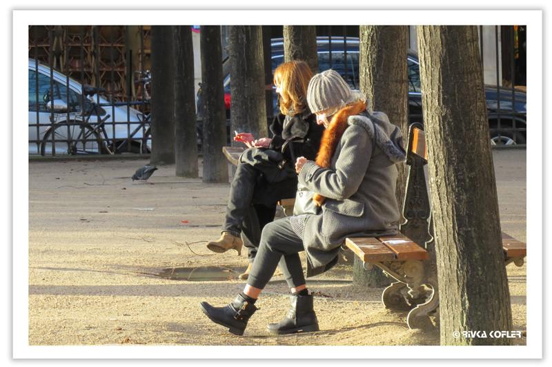 נשים בפריז
