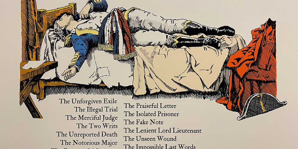 The Murder of Wolfe Tone