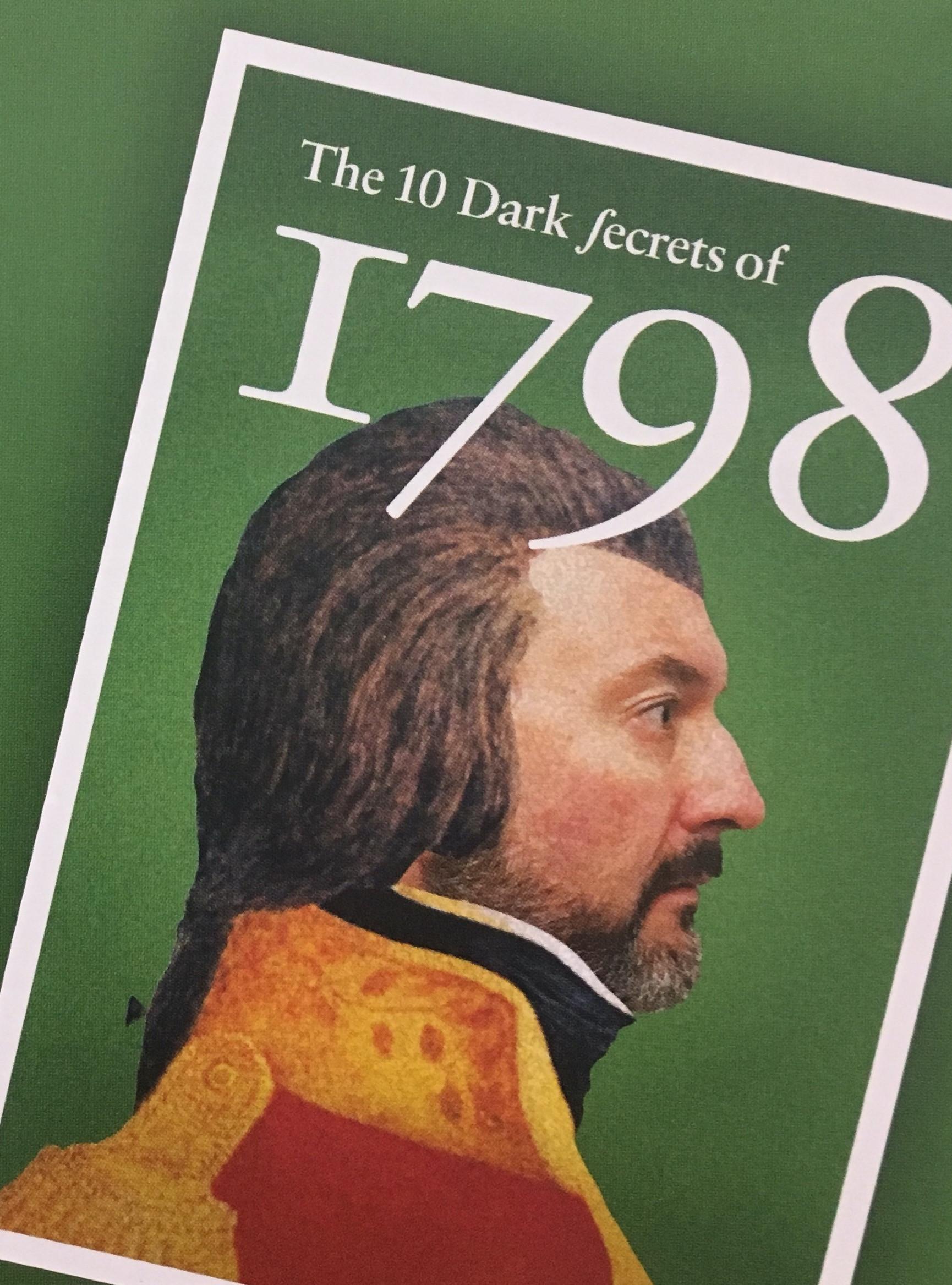10 Dark Secrets of 1798