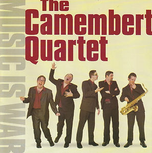Camembert Music Is War Cover.jpg