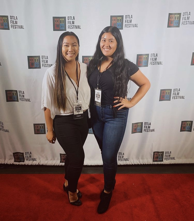 DTLA Film Festival Interns