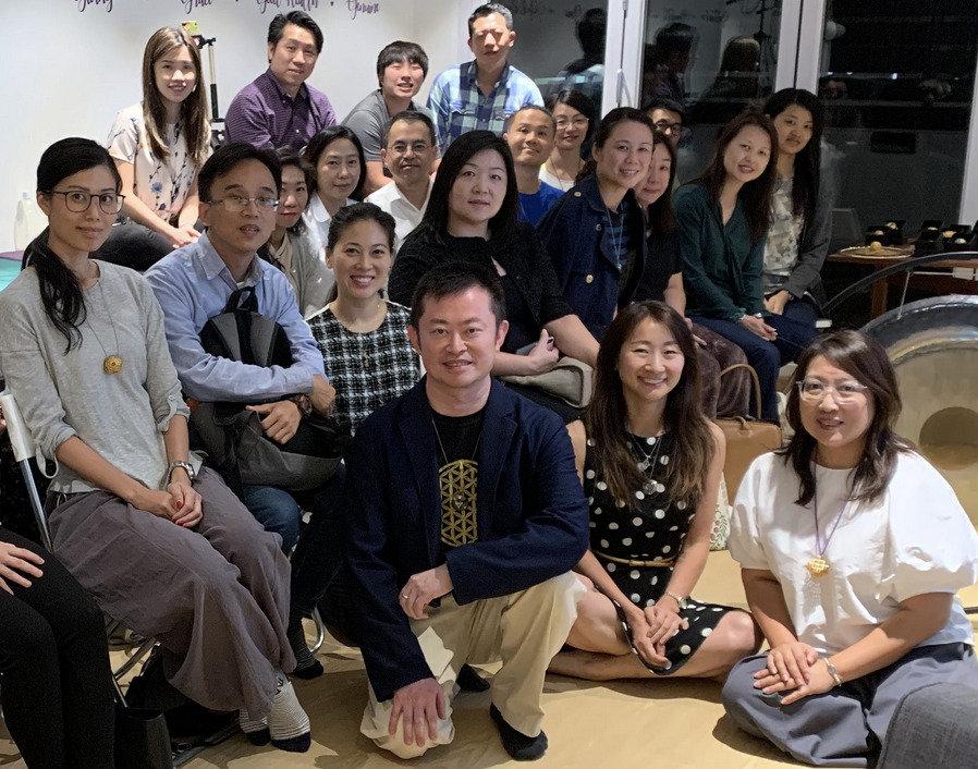 小組授課及諮詢