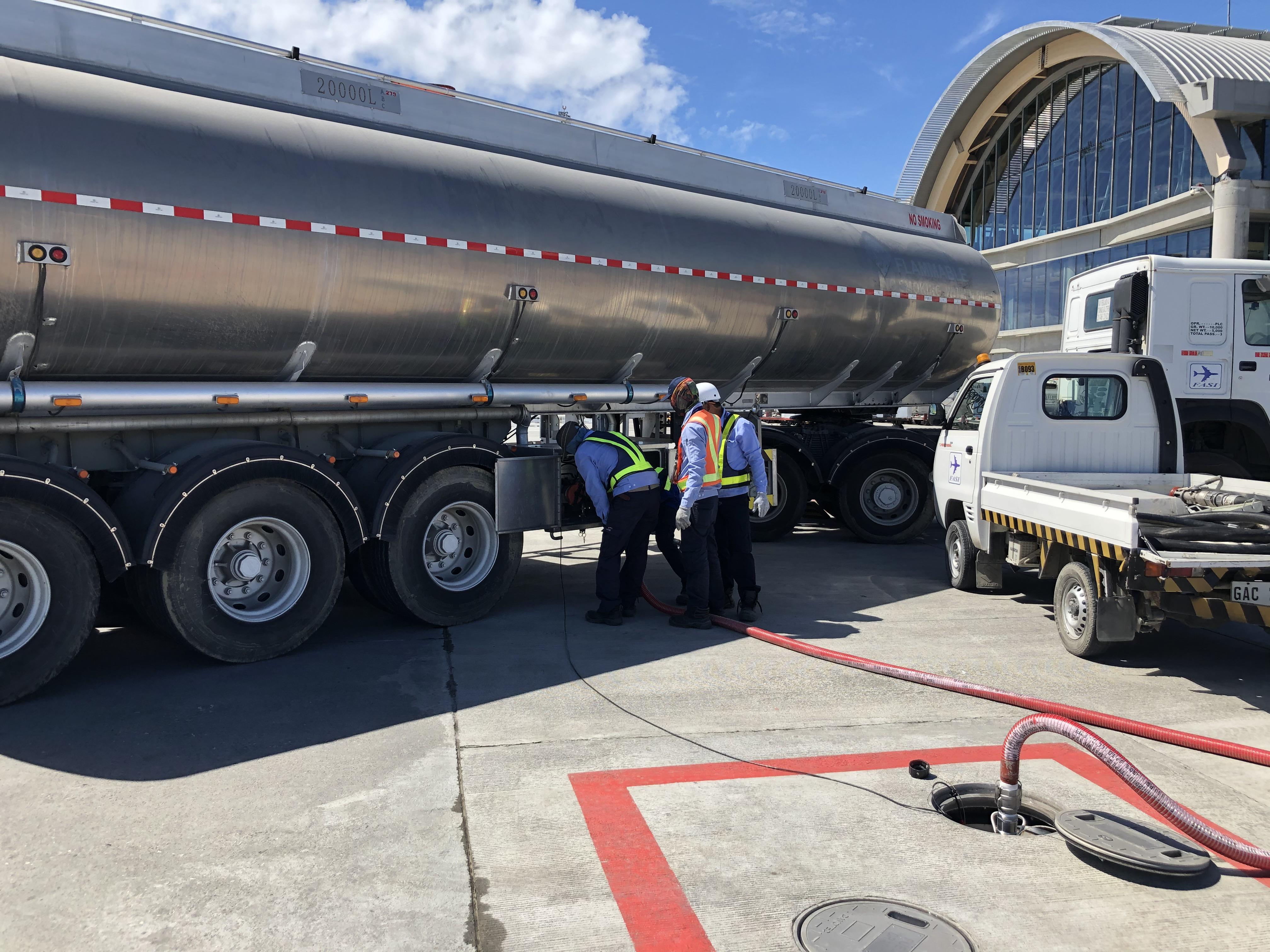 Fuel Hydrant System - Cebu
