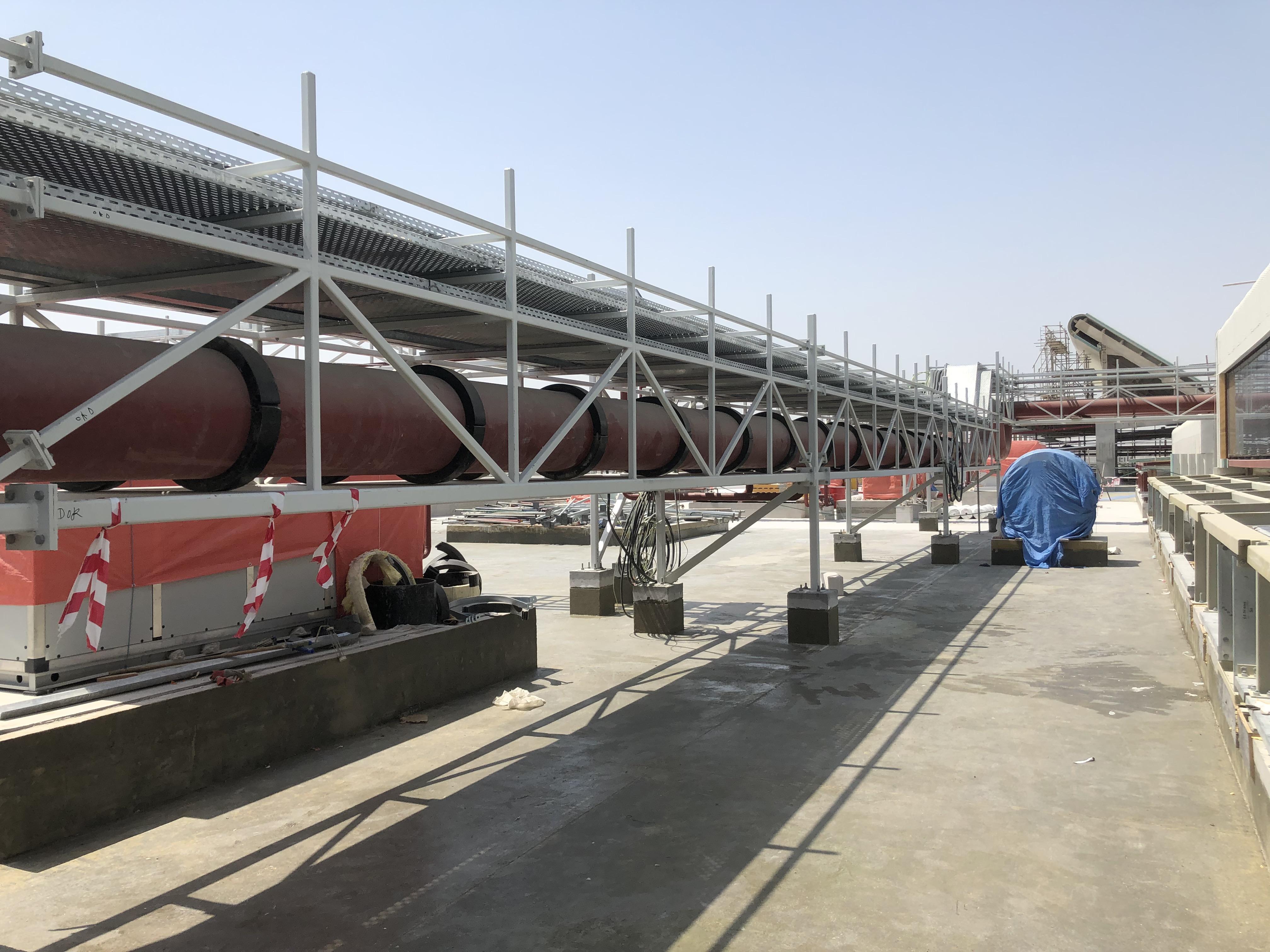 CHW Works - Al Zahia Mall