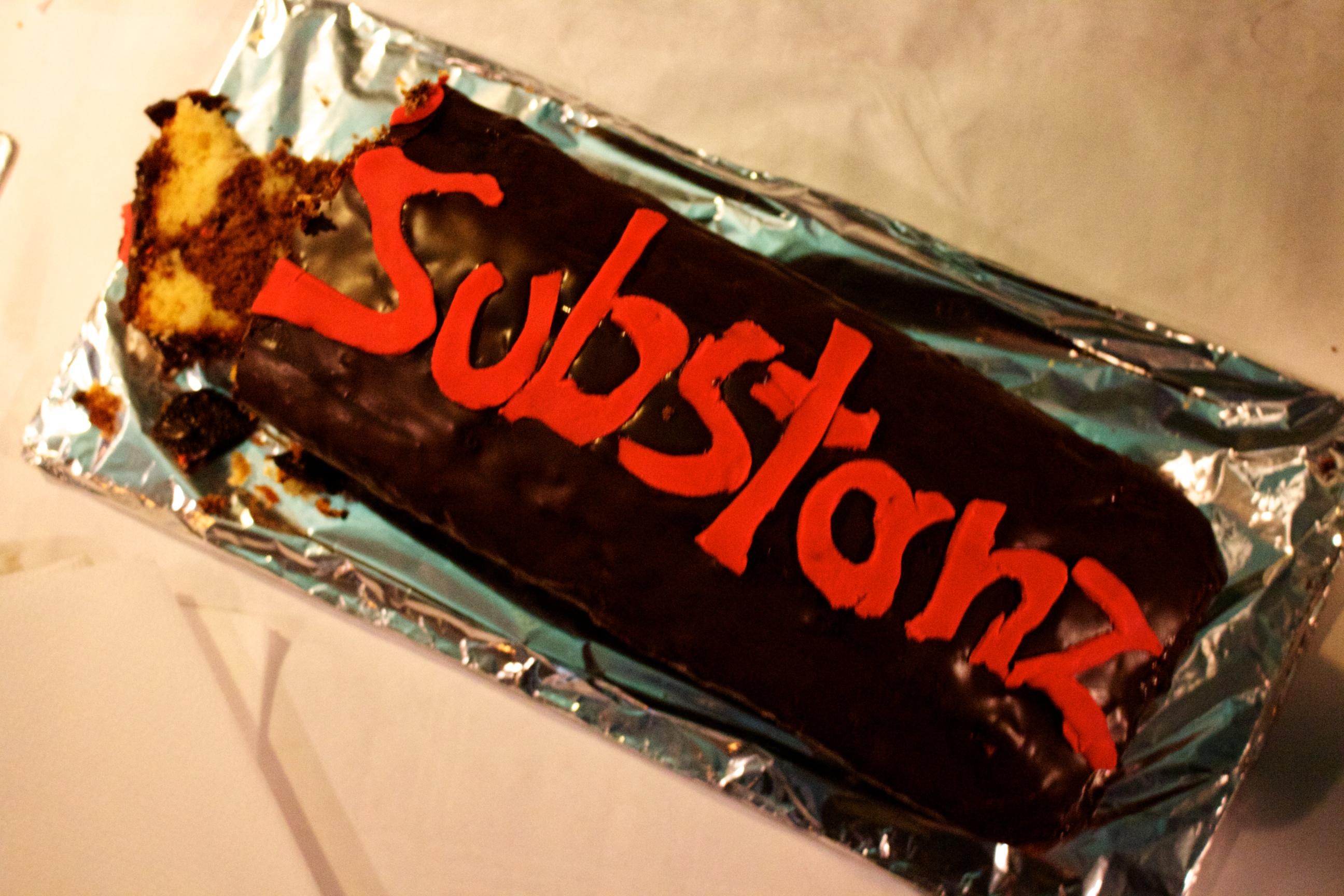 25 Jahre Substanz / 2015