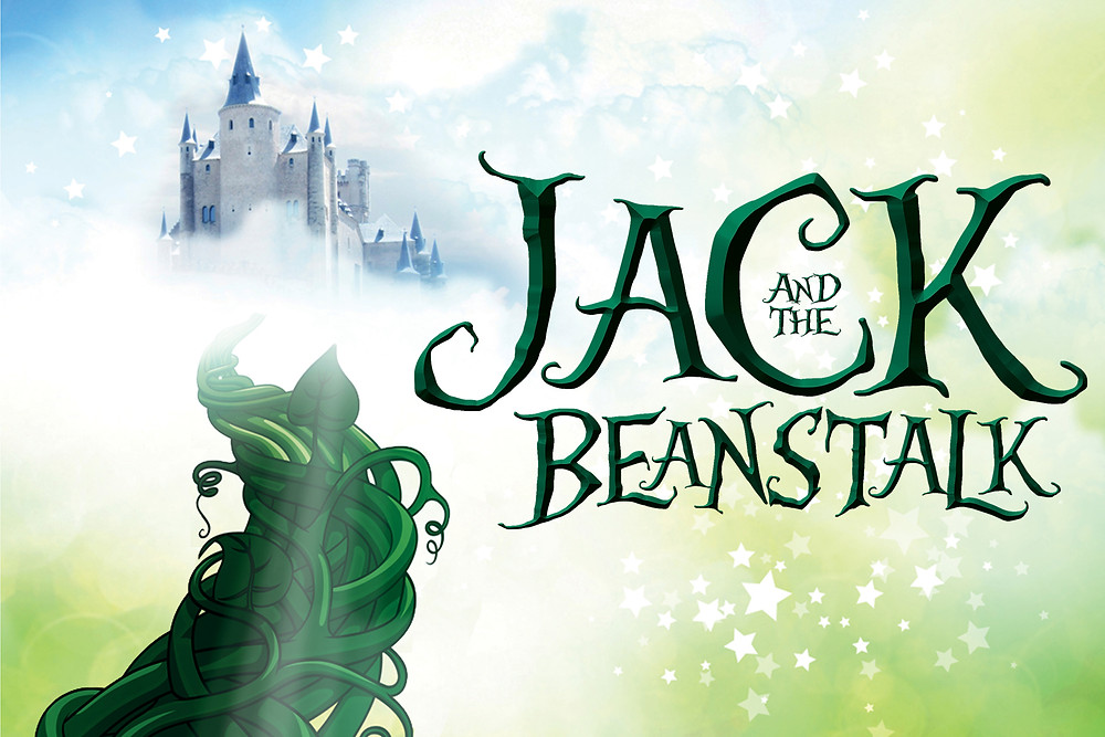 Panto 2016 Jack and the Beanstalk graphic