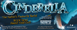 Cinderella Homepage image