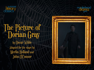 Audition Pieces released for The Picture of Dorian Gray!