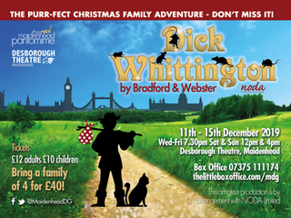 Dick Whittington Cast Announcement - Tickets on Sale Now!