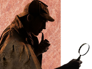 Get your deerstalker cap on - the play's afoot!