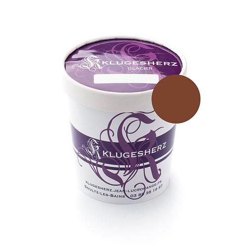 Pot de glace chocolat (1/2 L)