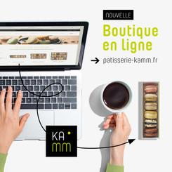 Site web - boutique en ligne