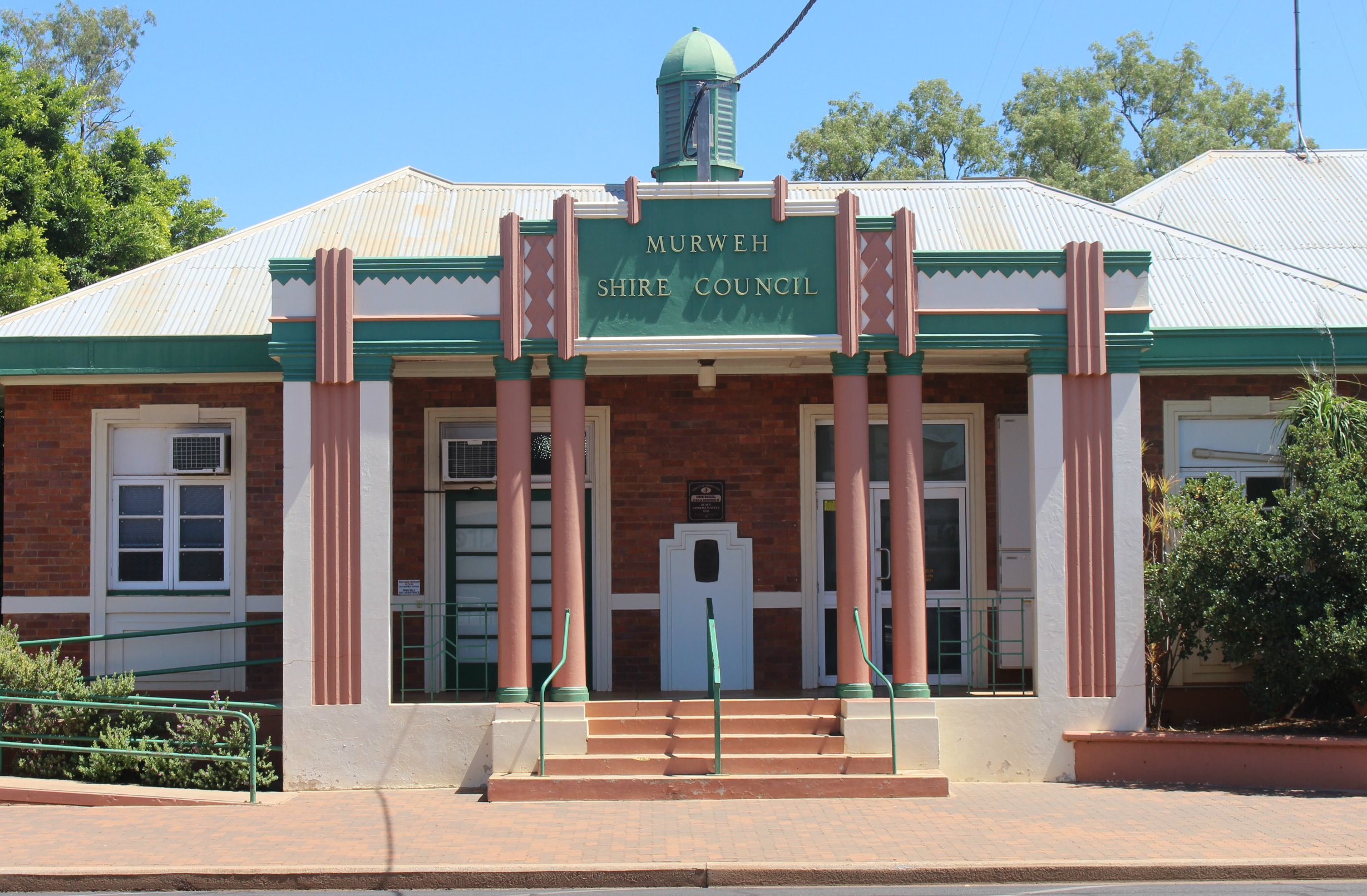 Murweh Shire Council Bulilding