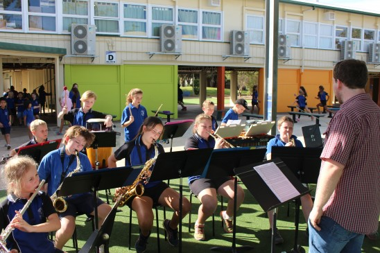 Charleville State School Music