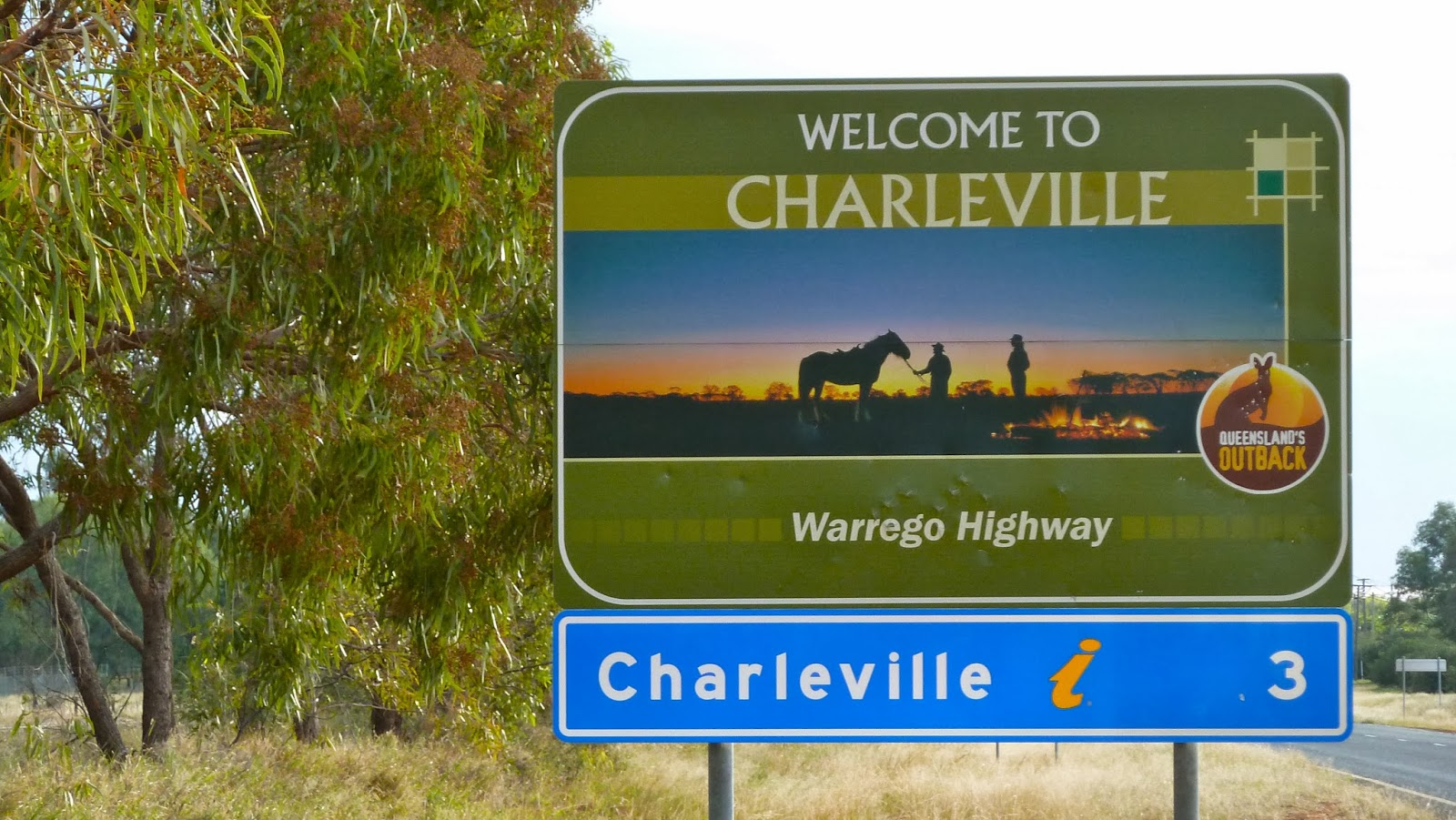 Welcome to Charleville