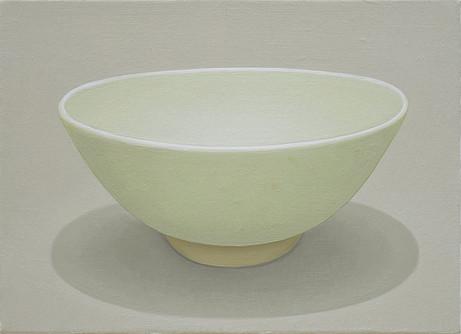 Vessel-green bowl
