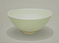 Vessel-green bowl
