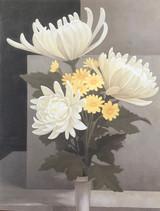 Flowers / white