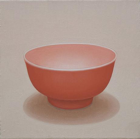 Vessel-Red bowl