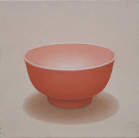 Vessel-Red bowl