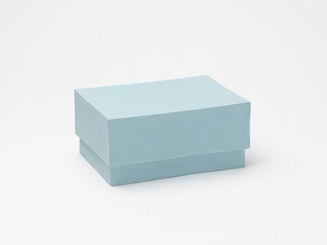 箱 Box (blue)
