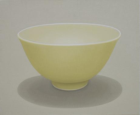 Vessel-yellow bowl