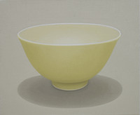 Vessel-yellow bowl
