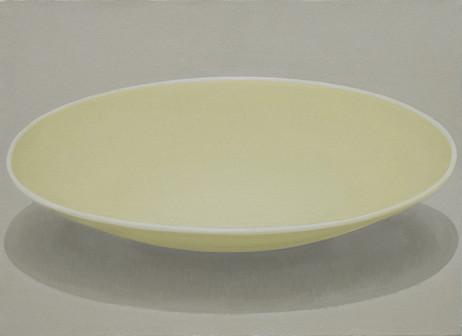 Vessel-yellow dish