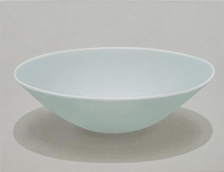 Vessel-blue dish