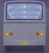 Bus (white)