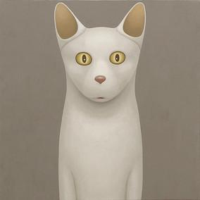 Cat - yellow
