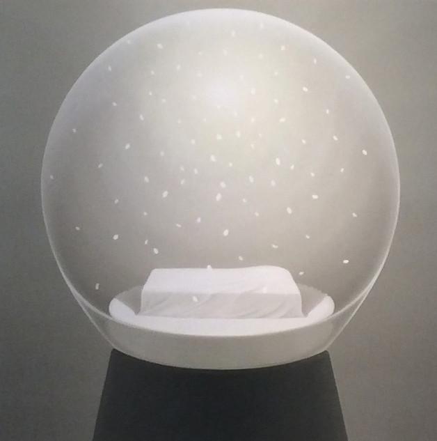 Snowdome-bed