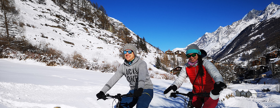Snow E-Bike Tours