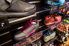 We can offer you a big range of different shoe models. Purchase directly in our store.