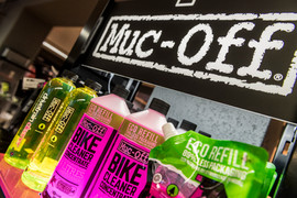 With the products of Muc-Off your ride will be as new on the first day. Purchase the products directly in our store.