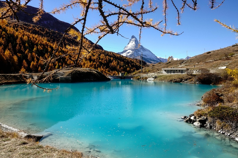 5 lakes tour at Sunnegga