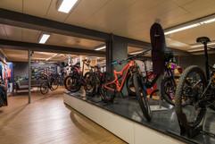 Shop of Bike Arena