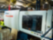 Romi 800 Tonne Injection Moulding Machine
