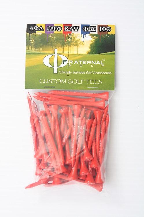 Kappa Alpha Psi Golf Tees