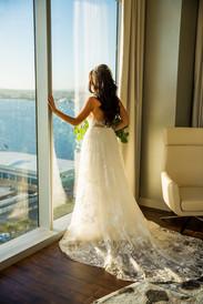 Intercontinental San Diego, Wedding