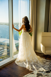 Intercontinental San Diego, Wedding