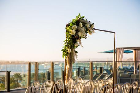Intercontinental, Wedding Ceremoy