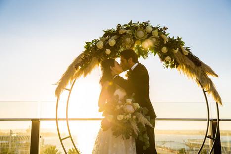 Intercontinental San Diego, Wedding Ceremoy
