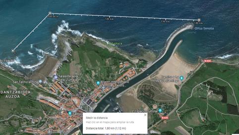 4. Itzurun-Santiyo 1.8km
