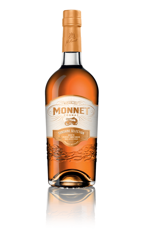Cognac Monnet Sunhsine