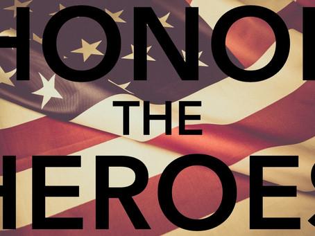 Veterans Day WOD