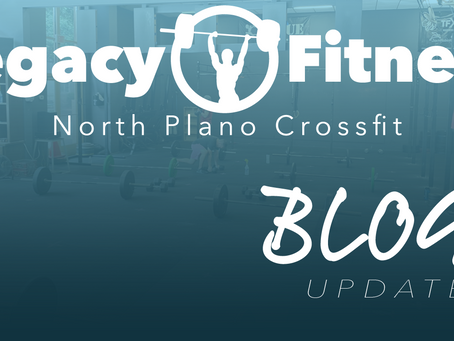 COVID, MASKS, AND CROSSFIT SHAKEUP