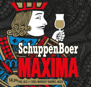 Schuppenboer MAXIMA
