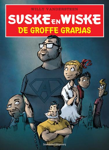 Suske & Wiske: De Groffe Grapjas